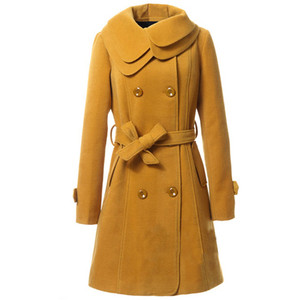 yellow coat 2
